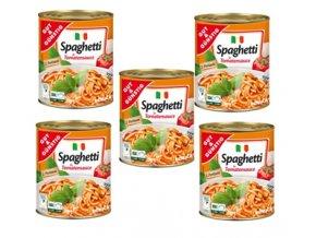 G&G Špagety a rajčatová omáčka 800g | Malechas