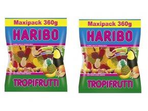 haribo bonbony Tropifrutti | Malechas