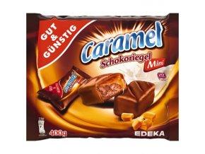 G&G Čokoládové tyčinky s karamelem 400g