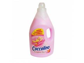 Coccolino aviváž růžová Sensazione Seta 4L