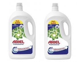 Ariel Professional prací gel na bílé prádlo 148 PD (2x74PD)
