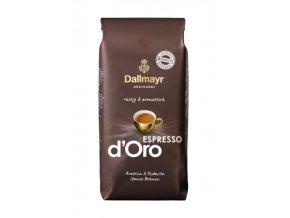 Zrnková káva Dallmayr ESPRESSO d'Oro