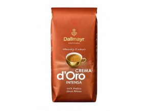 Zrnková káva Dallmayr Crema d'Oro Intensa