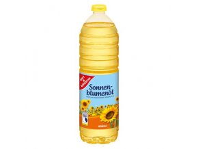 G&G Slunečnicový olej 1 litr