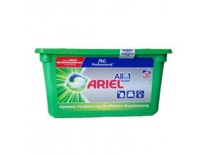 Prací kapsle Ariel 3in1 Pods na bílé prádlo, 58 ks | Malechas