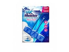 WC Meister barvící závěska do WC 45g - Alpen Frisch