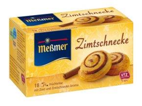Messmer čaj s příchutí skořicových šneků 18x2,5g, 40,5 g
