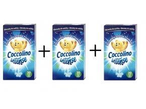 3x Ubrousky do sušičky coccolino 20 ks