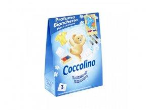 Coccolino Vonné sáčky do skříně 3ks - modré