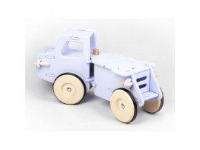 Dětské auto lila