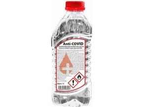 Dezinfekce na ruce a povrchy Anti Covid 1 litr