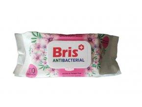 Bris antibakteriální ubrousky na ruce 100ks