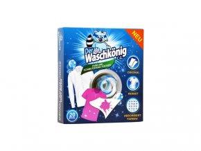Waschkönig ubrousky proti zabarvení prádla 20ks | Malechas