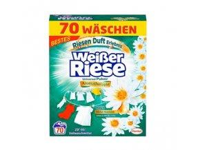 Weisser Riese Universální prášek Aromatherapie Bali Lotus & Bílý Leknín 70PD | Malechas