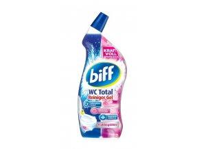 Biff Total čistič WC s vůní jarních květin 750ml | Malechas