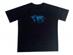 Klimatex Pánské triko s krátkým rukávem | Malechas