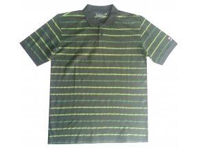 Alpine Pro Pánské Polo tričko zelené XL | Malechas