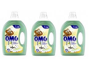 3 OMO Prací gel | Malechas