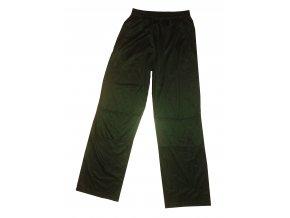 Alpine Pro 10075990 MAINIO černé/ funkční materiál Pánské kalhoty - tepláky