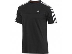 Pánská trička Adidas ESS 3S CREW T X13531 černé