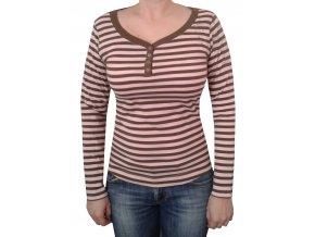 Alpine Pro AMOISA 4991403 Dámské tričko  s dlouhým rukávem