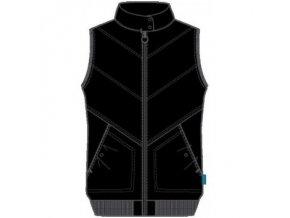 Alpine Pro AINA 27016990 - Vesta  černá