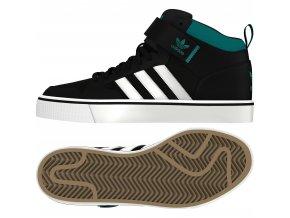adidas Originals kotníkové VARIAL II MID F37482 černé