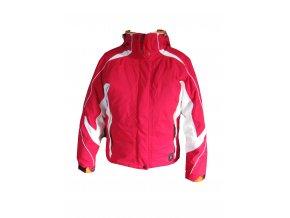 Killtec Stacia bunda červená dámská zimní vel. 38 /  level 3 - červená