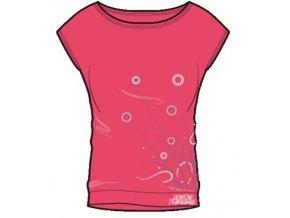Alpine Pro 63037449 SALAMIS Dámské tričko
