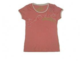 Alpine Pro 7489484 ALBI dámské bavlněné tričko