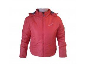 Alpine Pro lyžarská bunda dámská červena 4868472