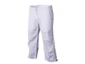 Alpine Pro 9184000 SPARTEJ - bílé 3/4 kalhoty