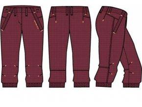 Apline Pro 9187902 COSMIC 3/4 kalhoty