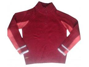 Dámský svetr Alpine Pro 413445 - červený