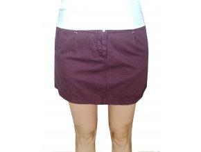 Alpine Pro WISH 9193902 Dámská sukně