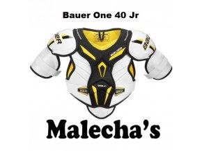 Chrániče ramen - Bauer SUPREME ONE 40 JR