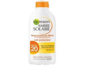 Garnier, Sluneční mléko LSF 20, 200 ml