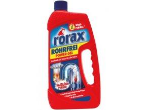 "rorax Power-Gel čistič odpadů a potrubí ""krtek"",  1 l"
