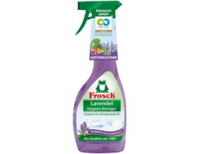 Frosch bio ekologický levandulovýhygienický čistící přípravek, 0,5 l