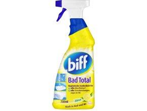 Biff, čistič WC a koupelny s vůní citronu, 750 ml | Malechas