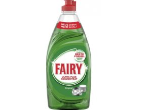 Fairy, německý prostředek na mytí nádobí Original, 450 ml