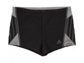 Pánské černé plavky adidas G83325