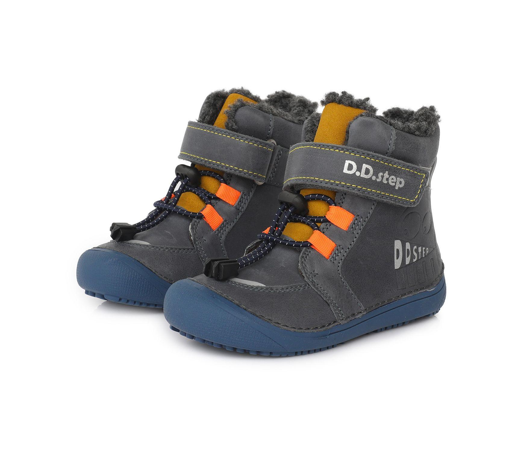 Recenze obuvi DDStep zimní řada 063