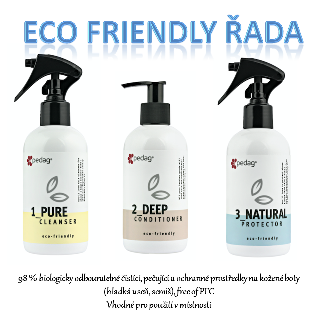 Eco friendly Pedag
