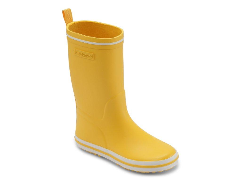 Klasické gumáky Bundgaard žluté (BG401024-800)