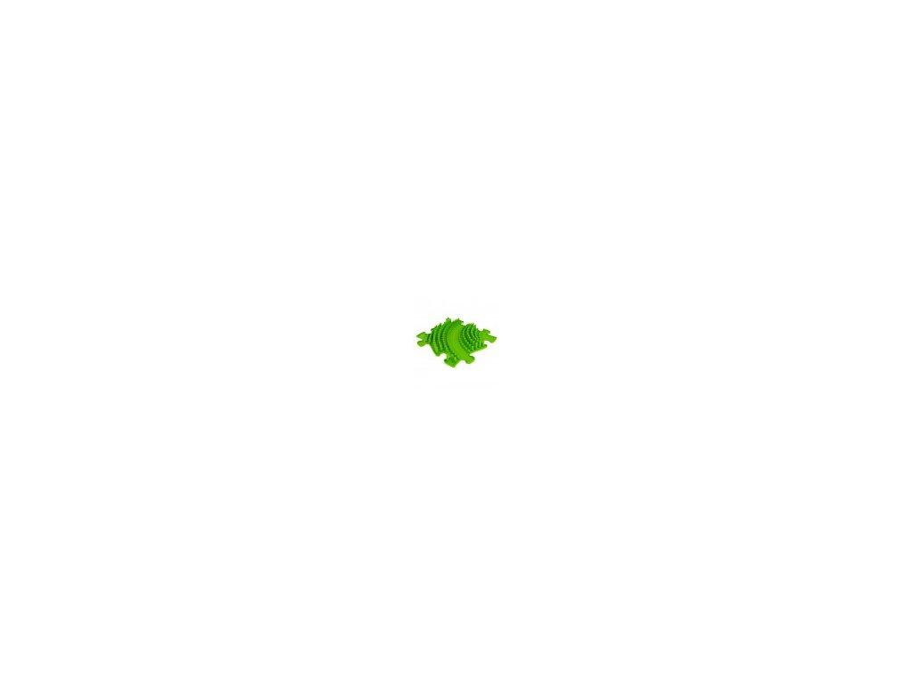167 2 twister 6018 zelený