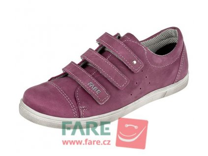 Fare celoroční kožená obuv 2617195