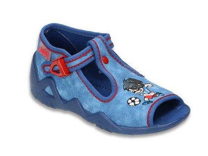 27031 1 217p088 18 det sandalek modra kluk s micem