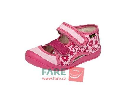 Fare textilní sandálky (4118451)