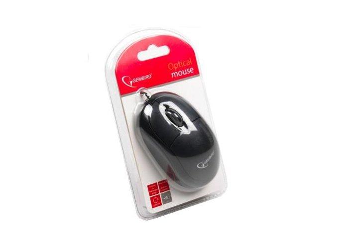 Optická USB myš Gembird 1000dpi